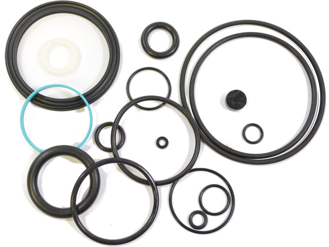 Fox Racing Shox Rebuild Seal Kit CTD Boost Valve and Dish Shock